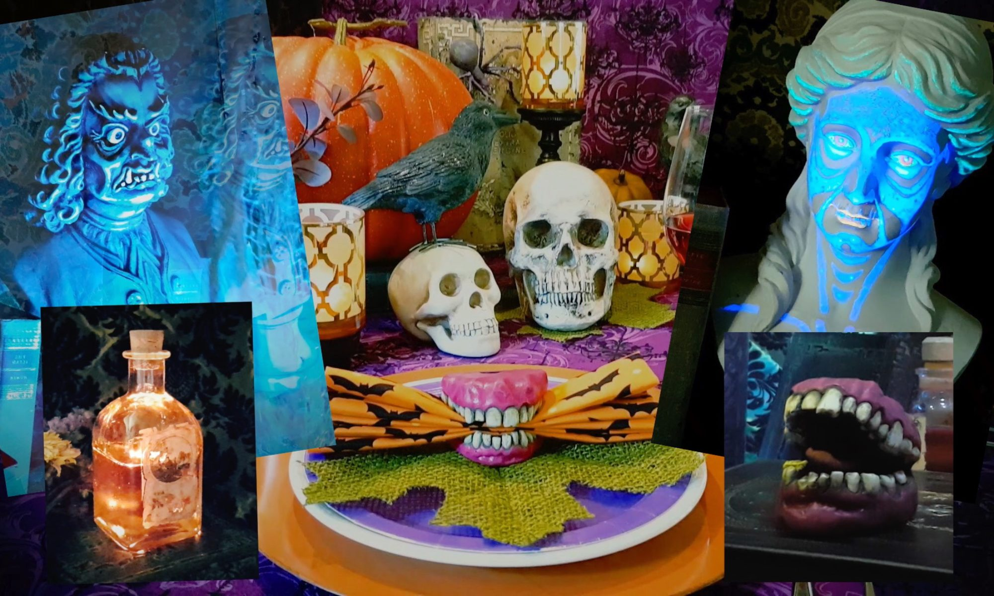 diy halloween how-to videos - home